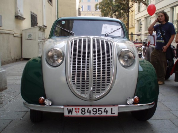 2006 Oldtimer meeting wien (A)