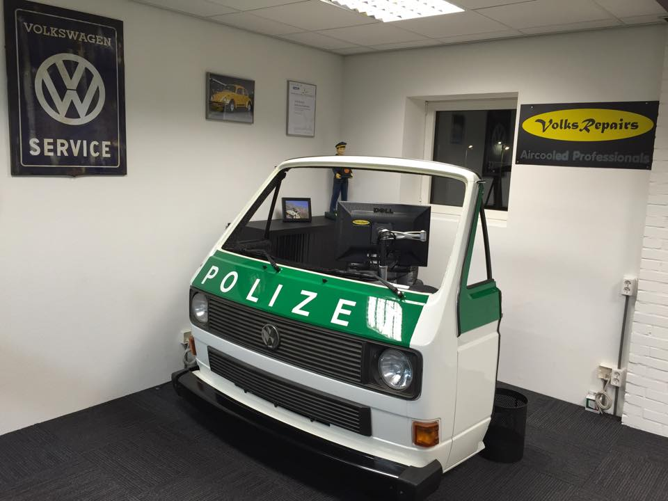 VW T3 Office