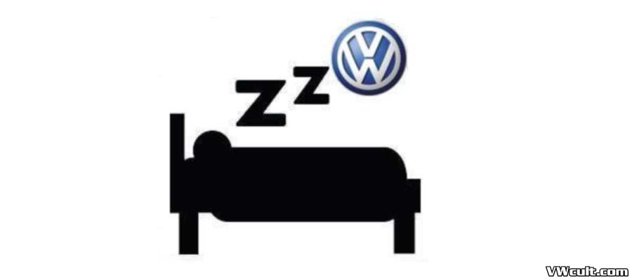 VW Sleeping