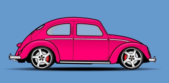 VW Beetle from VWCULT