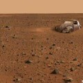 VW Beetle on Mars