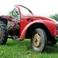 Tractor front Beetle