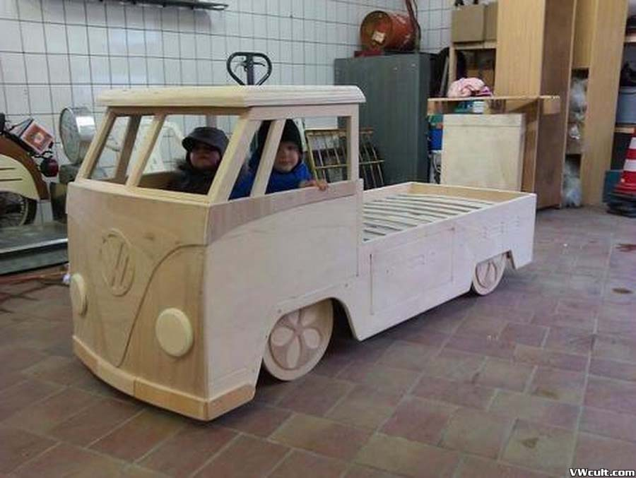 Wood T1 for children