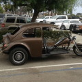VW Beetle Bike mutant