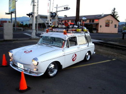 VW Ghostbusters Style