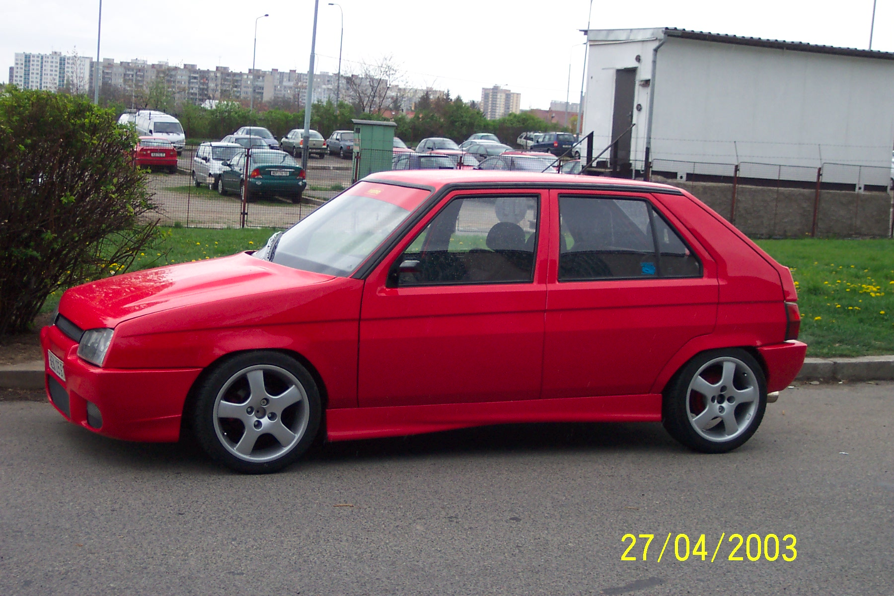 Skoda Favorit 136L