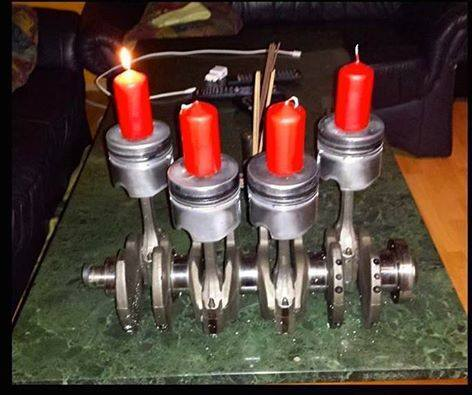 Furniture: Motor 1st Advent