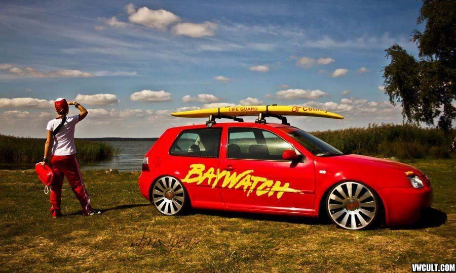 Volkswagen Golf Baywatch