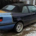 Mutant: VW Vento and Golf cabrio