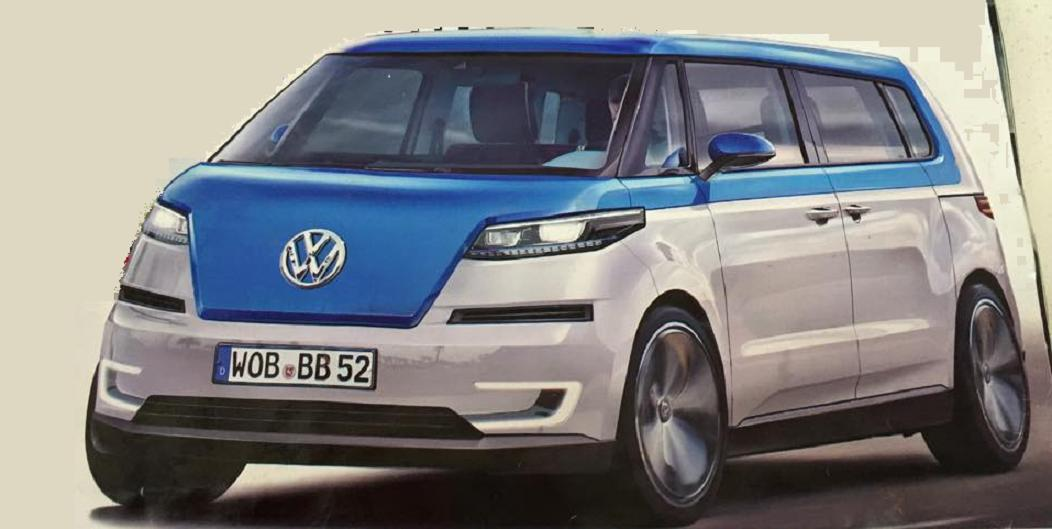 The VW Bulli is coming back!