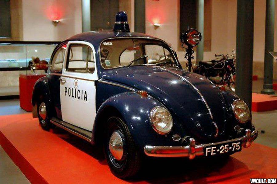 Beetle Policia