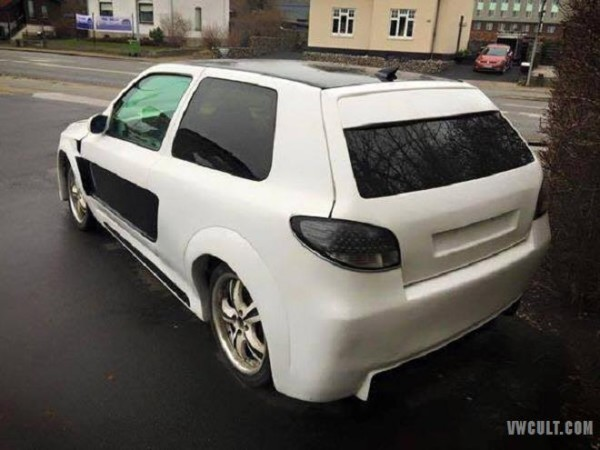 Mutant: Volkswagen Golf 206