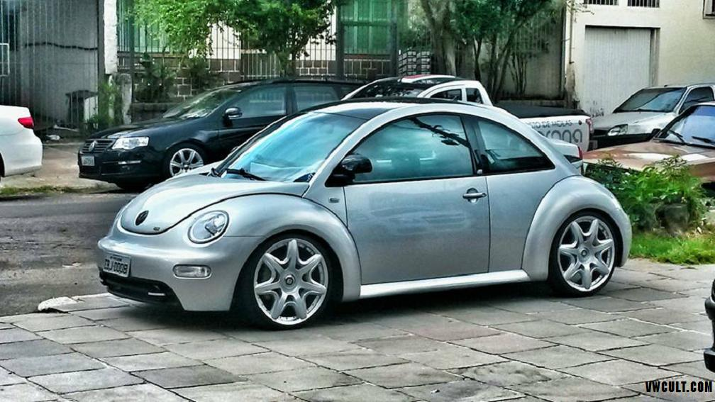 VW NewBeetle Bentley wheels
