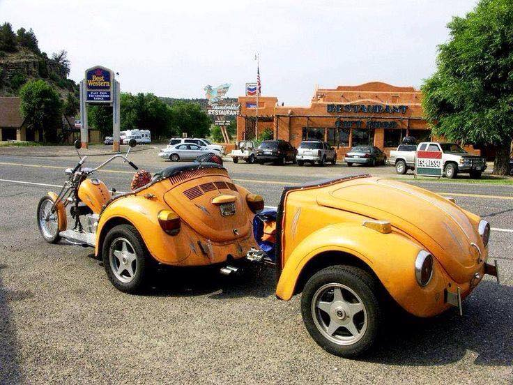 Beetle Bike