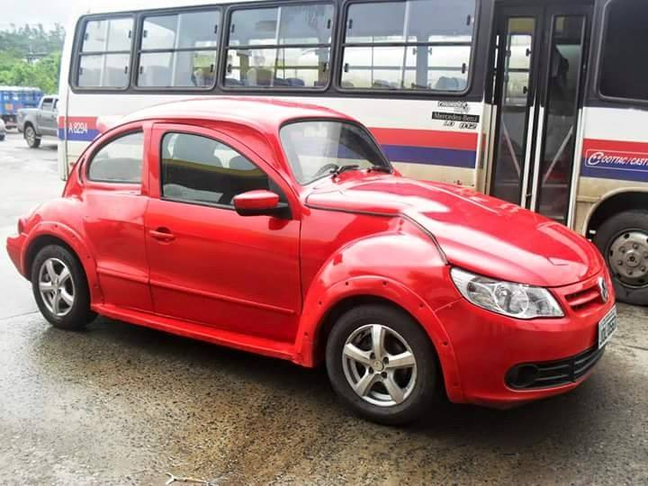 Mutant: Beetle red