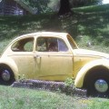 VW Beetle slim