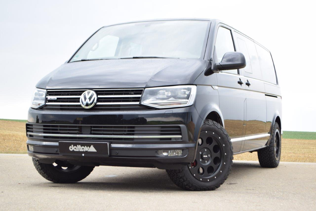 VW T6 offroad shoes from delta4x4
