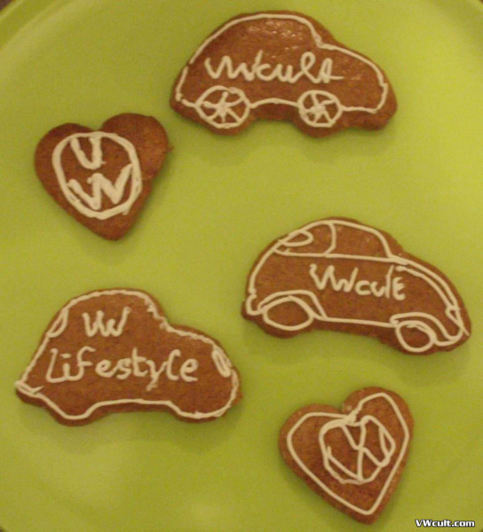 Gingerbread VWcult 2011