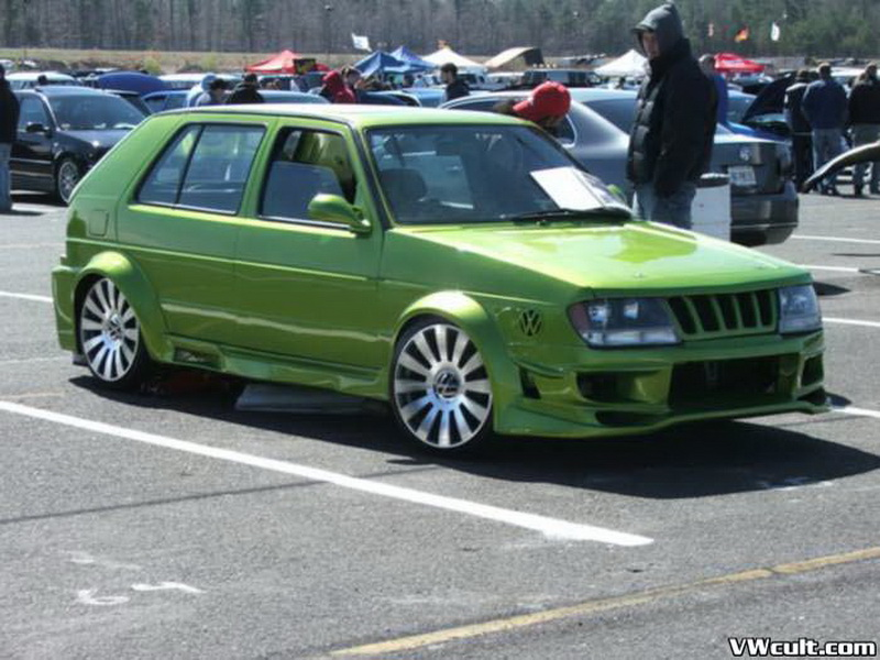 Volkswagen Golf Mutant