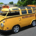 VW Bus Shool Bus