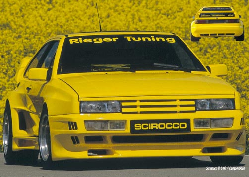 Rieger Tuning