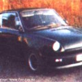 Skoda 110R with front 1100MB