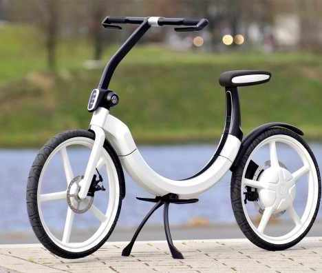 Electric Bike from VolkswagenElectric Bike from VolkswagenElektrický bicykel od VolkswagenuElektrické kolo od VolkswagenBicicleta elétrica da Volkswagenフォルクスワーゲンの電動自転車Bici eléctrica de VolkswagenElektryczny rower od Volkswagena