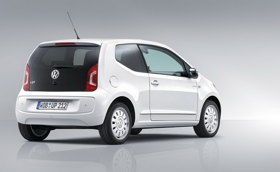 Volkswagen Up, 2011