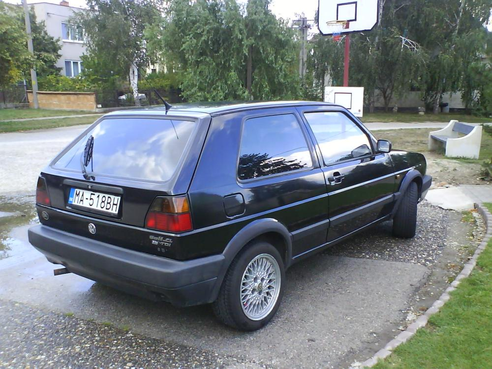 volkswagen golf mk2 from marcel. Black Bedroom Furniture Sets. Home Design Ideas
