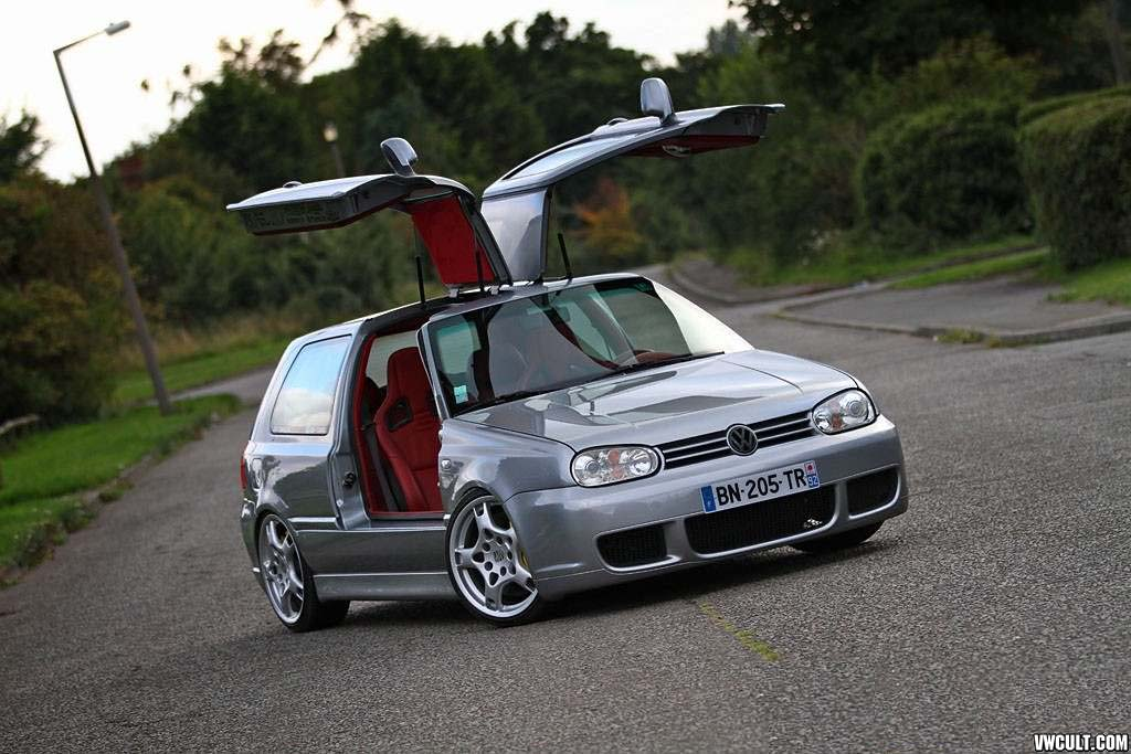 volkswagen golf mk3 gullwing. Black Bedroom Furniture Sets. Home Design Ideas